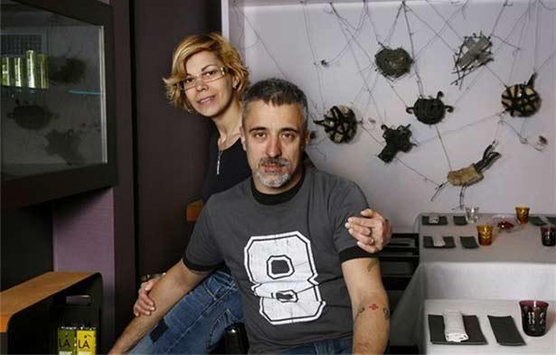 Sara Fort y Sergi Arola | Europa Press