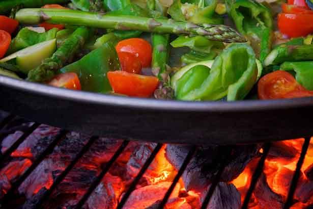 Las verduras y frutas son ricas en compuestos biactivos   Foto:  Jonathan Pincas