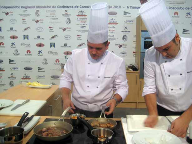 Campeonato-de-cocineros-2010-Preparación-plato-obligatorio