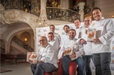 Los cocineros galardonados con tres Soles | Foto: Repsol