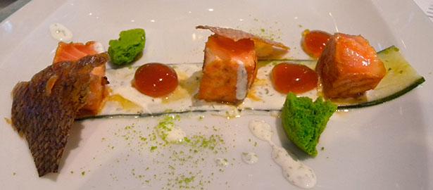 Cocina tradicional francesa y aperitivos fr os y calientes for Tapas francesas