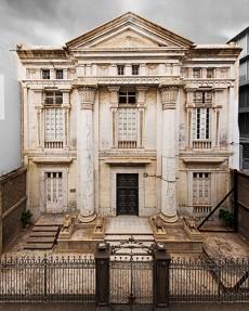 Reconstrucción digital del Templo Masónico de Tenerife