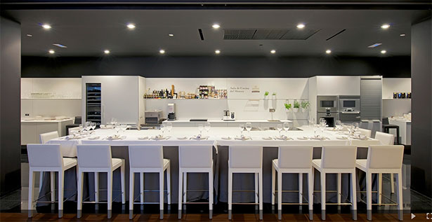 Aula de Cocina del Hotel Mencey | Foto: Iberostar