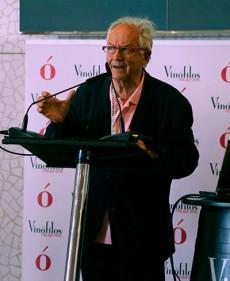 José Peñín ejerció como maestro de ceremonia