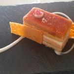 Foie, otra de las elaboraciones del restaurante | Foto: J.L.C.