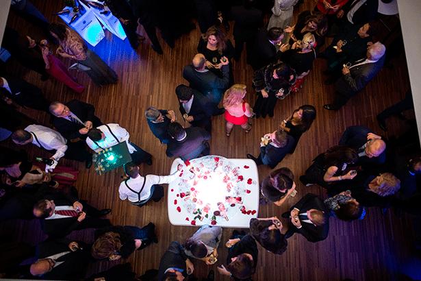 Vista del acto celebrado en el nuevo espacio del hotel Mencey | Foto: Andrés Gutiérrez