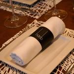 Detalle de la presentación en mesa | Foto: Hado