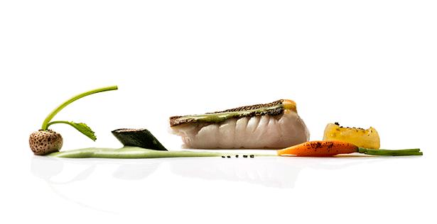 Uno de los platos elaborados por María Marte | Foto: Club Allard