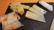 La oferta de quesos es muy variada | Foto: J.L.C.