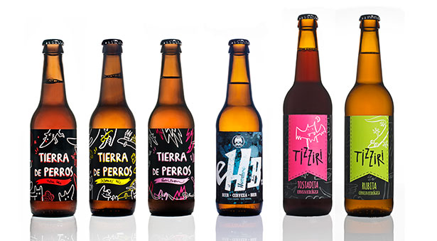 Tierra de Perros, la cerveza artesanal más conocida de Tenerife | Foto: Tierra de Perros