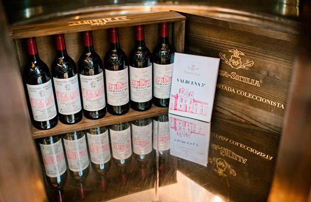 """Edición Limitada Coleccionista"""" 6 botellas desde la añada 2006 hasta la 2011"""
