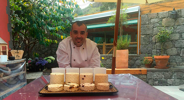 Aridane Rivero Impartirá el curso sobre quesos