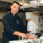 El chef Juan Carlos Clemente ha diseñado un menú para demostrar la versatilidad de los quesos
