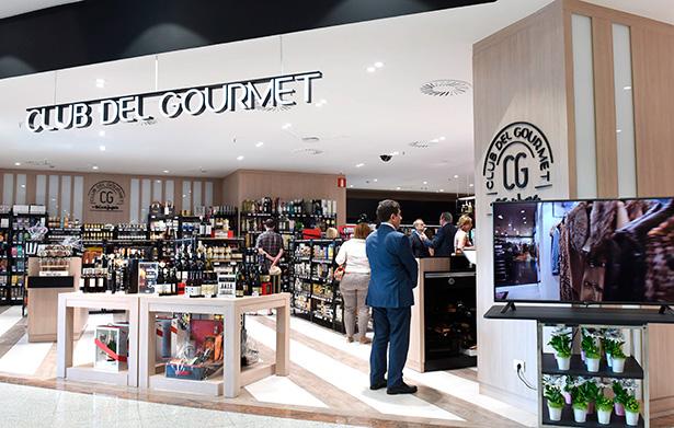 Club del Gourmet de El Corte Inglés
