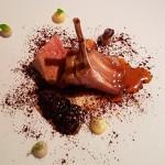 Chuletitas de cordero con anchoa y tupinambo | Foto: J.L.C.