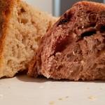 Panes artesanos de 100% Pan | Foto: J.L.C.
