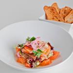 Las ensaladas son una de las ofertas gastronómicas | Foto: Kubo