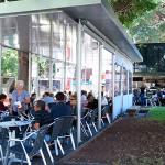 Vista del nuevo kiosko de la Plaza de Weyler | Foto: Sergio Méndez