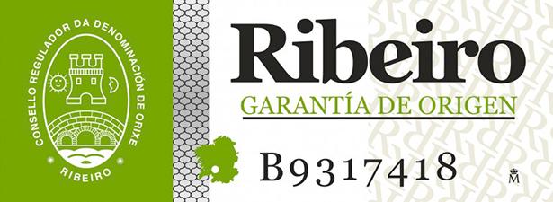 Nueva contraetiqueta de Ribeiro