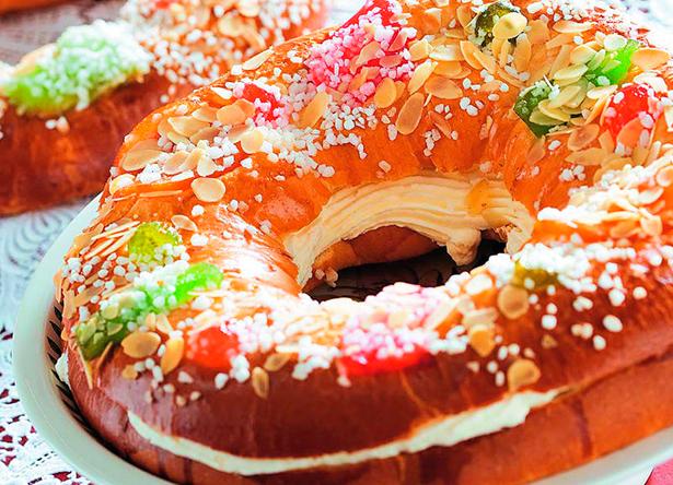 Roscón de Reyes | Foto: El Heraldo