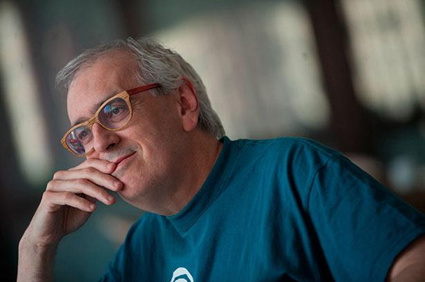 Xabier Gutiérrez, novelista y jefe de innovación de Arzak | Foto: Fran Pallero