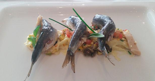 La sardina está especialmente indicada para niños, deportistas, embarazadas y lactantes por su contenido en proteínas de alta calidad y su fuente de calcio   Foto: J.L.C.