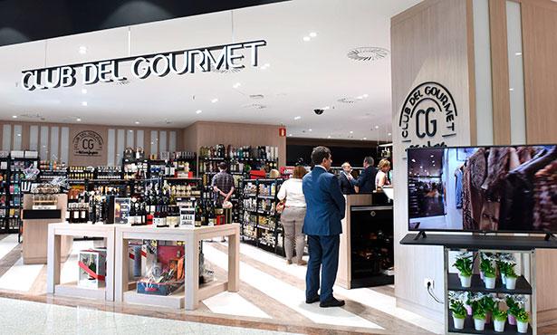 El Club del Gourmet en Tenerife ha sido renovado hace unos meses   Foto: Sergio Méndez