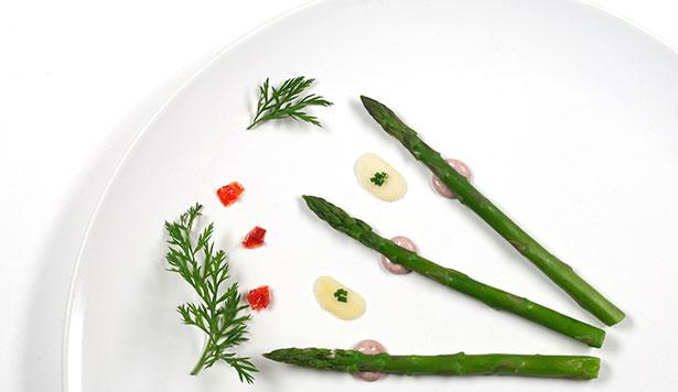 Espárragos verdes | Imagen: alimentacion.es