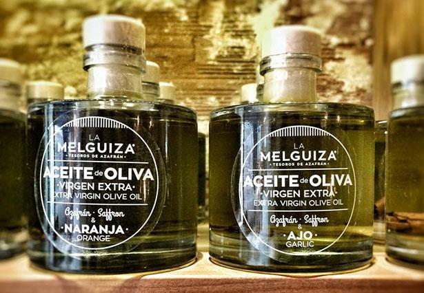 Aceites La Melguiza, con azafrán y más... | Foto: lamelguiza.es