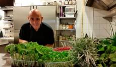 Mario Otegui, chef del Mirador de Garachico | Foto: J.L.C.