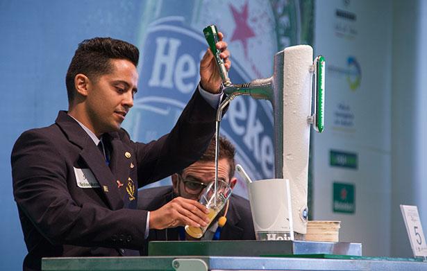 El Escenario Heineken acogerá actividades como el tradicional Campeonato de Tiraje de Cerveza