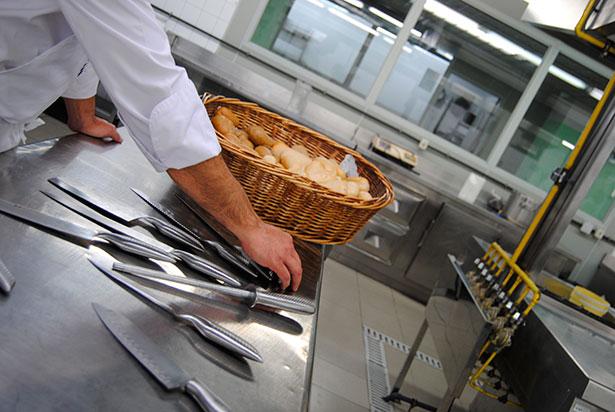 Diez cocineros competirán en el concurso regional | Foto: N. G.