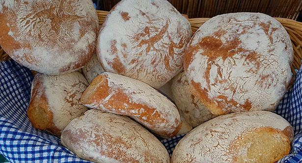 La barra de pan sin gluten les cuesta a los celiacos un 514 % más | Foto: J.L.C.