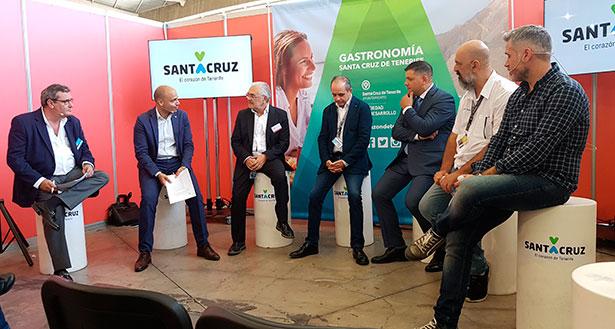 De izquierda a derecha, José Luis Conde, Alfonso Cabello, Antonio Armas, Pablo Pastor, Julián Quintero, Marcos Tavío y Nacho Solana