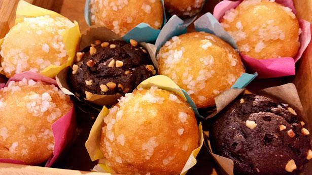 Cada español consumió de media 4,22 kilos de pasteles y bollería de marca | Foto: J.L.C.
