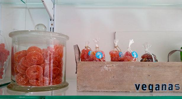 Gominolas veganas | Foto: J.L.C.