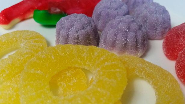Las 'chuches' ya son aptas para diabéticos o alérgicos al gluten | Foto: J.L.C.