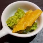 Un aperitivo de guacamole para abrir boca | Foto: J.L.C.