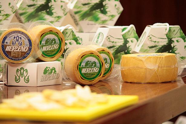 La edición especial es una nueva variedad de queso semicurado ahumado