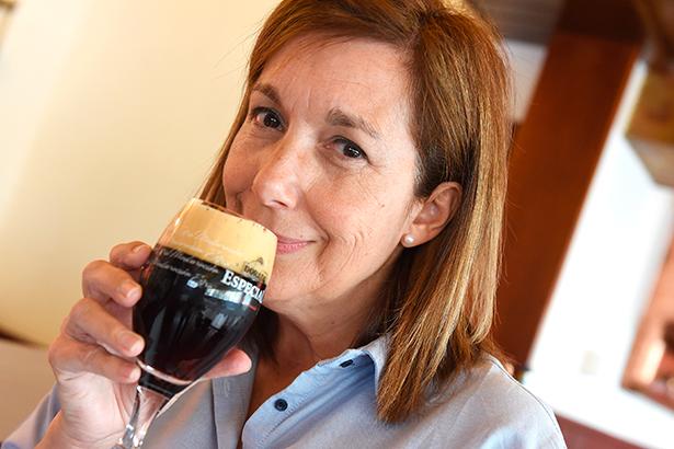 En 2010 fue elegida Mejor Degustadora del Año de SABMiller | Foto: Sergio Méndez