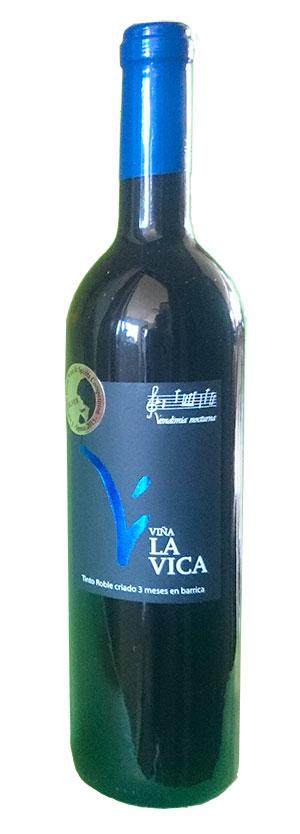 La Vica, uno de los vinos premiados