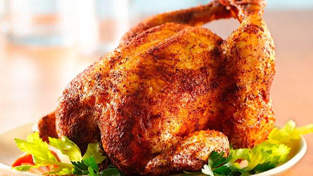 Pollo asado | Foto:maduber.pk