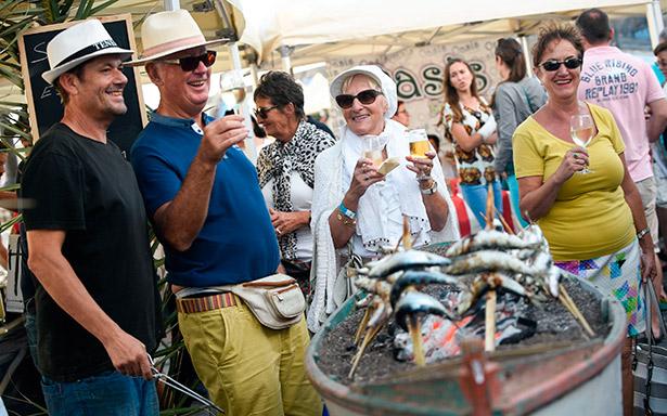 Los datos de la restauración durante los meses de julio y agosto están muy ligados a la evolución del turismo extranjero, que sigue registrando cifras récord