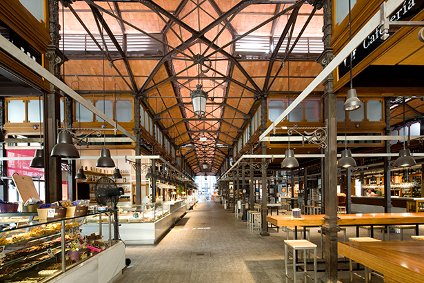 Mercado de San Miguel | Foto: MM