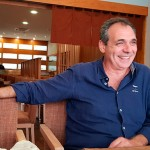 Carlos Sánchez, copropietario del restaurante Kazan | Foto: J.L.C.