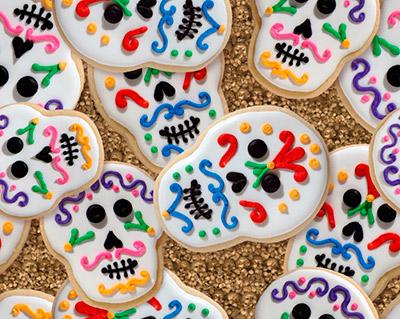 Galletas de Halloween | Foto: kiwilimon.com