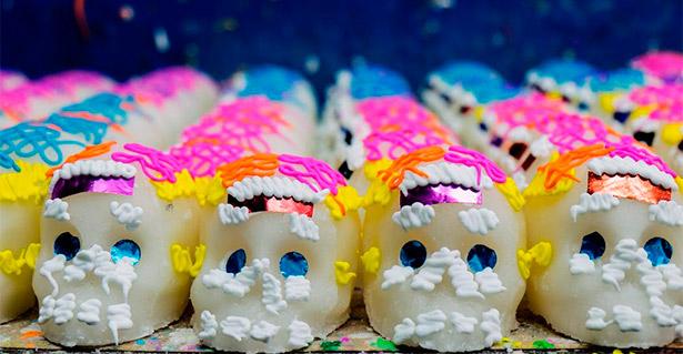Calaveritas de azúcar | Foto: melodijolola.com