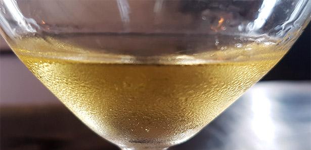 Copa de vino blanco | Foto: J.L.C.