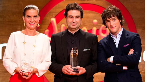 Masterchef ha recibido todos los principales premios de la industria televisiva en España   Foto: RTVE