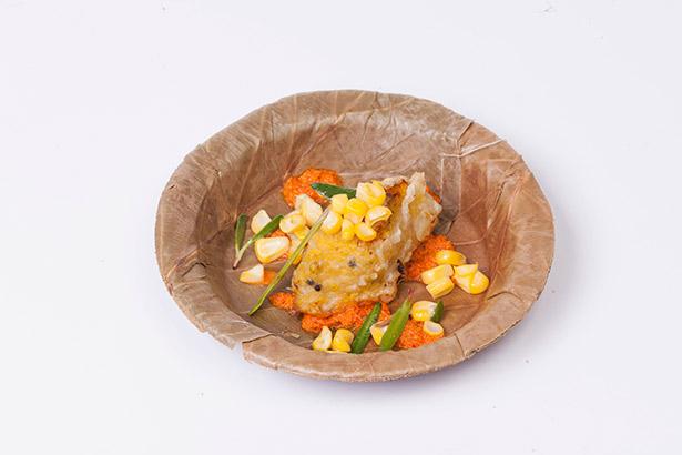 Uno de los platos elaborados hoy en San Sebastián Gastronomika | Foto: Coconut